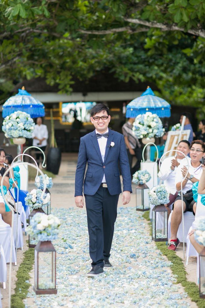 WEDDING OF YUKIE & RICHARD by Courtyard by Marriott Bali Nusa Dua - 017