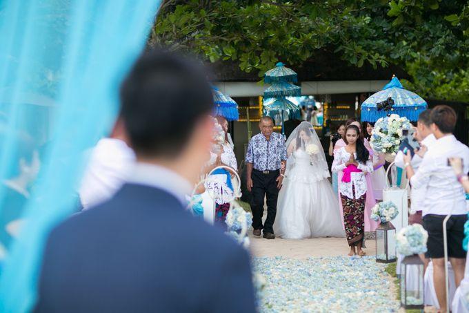 WEDDING OF YUKIE & RICHARD by Courtyard by Marriott Bali Nusa Dua - 022