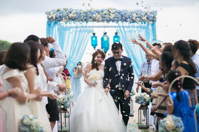 WEDDING OF YUKIE & RICHARD by Courtyard by Marriott Bali Nusa Dua - 021