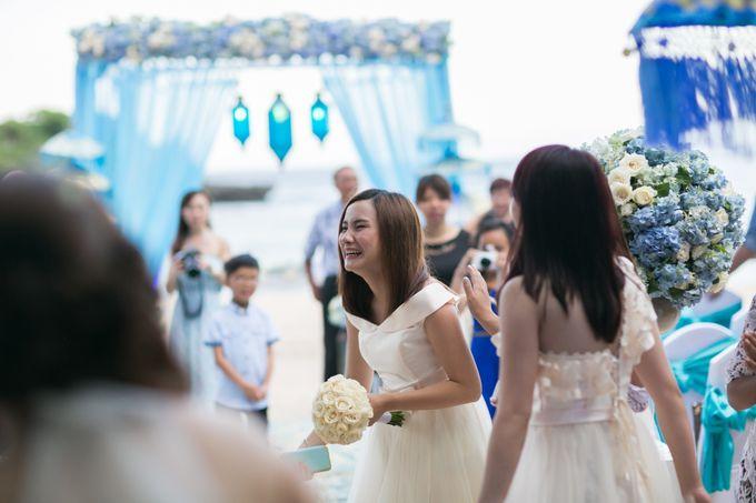 WEDDING OF YUKIE & RICHARD by Courtyard by Marriott Bali Nusa Dua - 016