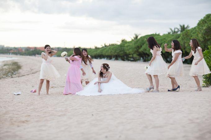 WEDDING OF YUKIE & RICHARD by Courtyard by Marriott Bali Nusa Dua - 012