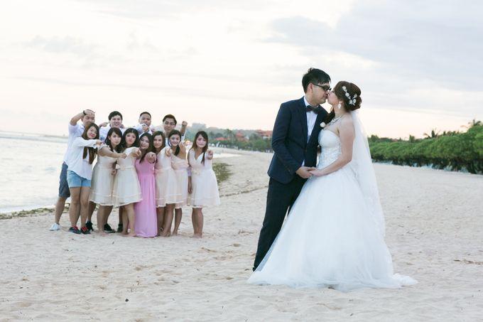 WEDDING OF YUKIE & RICHARD by Courtyard by Marriott Bali Nusa Dua - 020