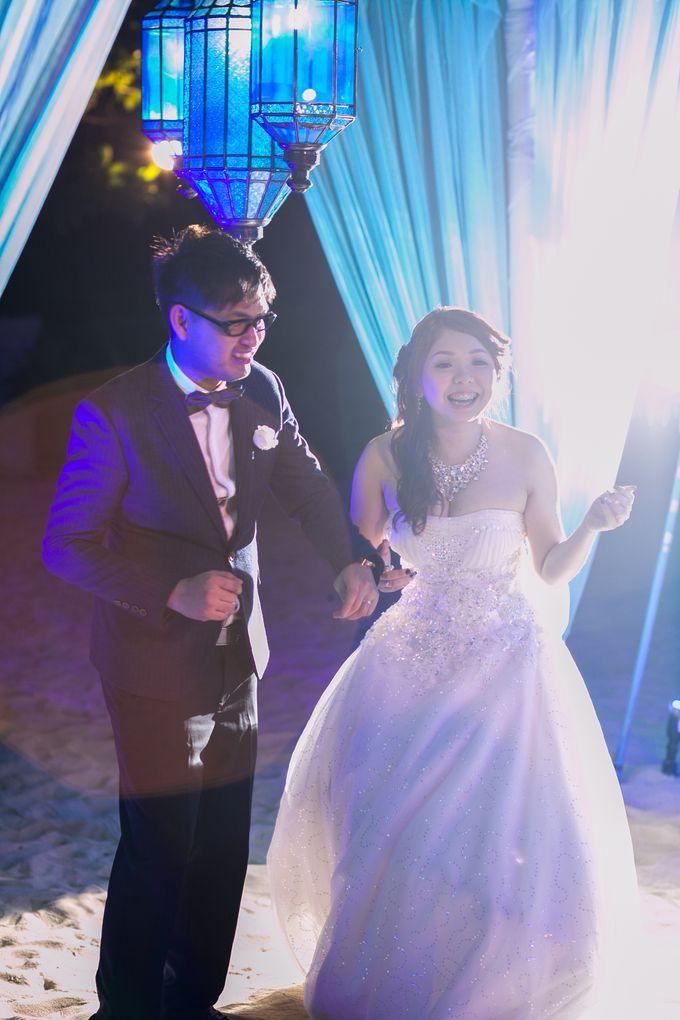 WEDDING OF YUKIE & RICHARD by Courtyard by Marriott Bali Nusa Dua - 027