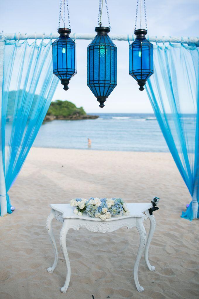WEDDING OF YUKIE & RICHARD by Courtyard by Marriott Bali Nusa Dua - 015