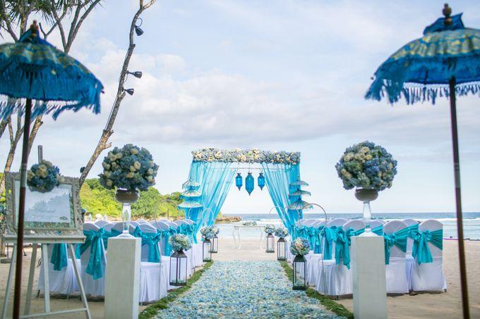 WEDDING OF YUKIE & RICHARD by Courtyard by Marriott Bali Nusa Dua - 013