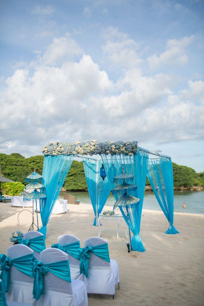 WEDDING OF YUKIE & RICHARD by Courtyard by Marriott Bali Nusa Dua - 023