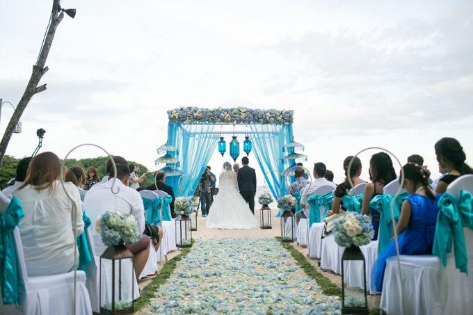 WEDDING OF YUKIE & RICHARD by Courtyard by Marriott Bali Nusa Dua - 030