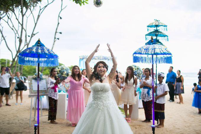 WEDDING OF YUKIE & RICHARD by Courtyard by Marriott Bali Nusa Dua - 028