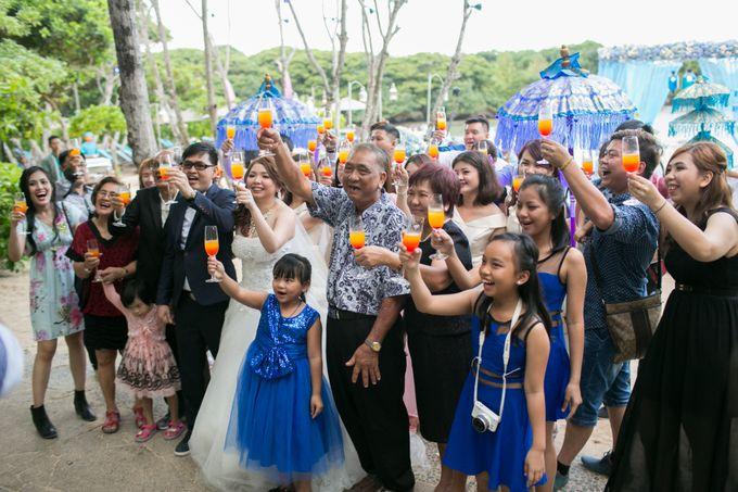 WEDDING OF YUKIE & RICHARD by Courtyard by Marriott Bali Nusa Dua - 032