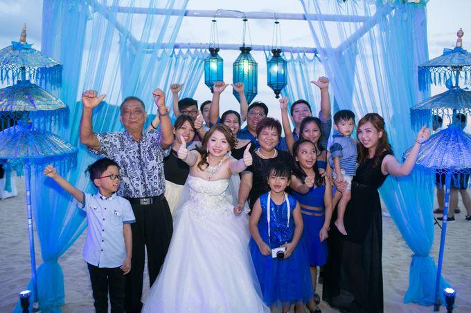 WEDDING OF YUKIE & RICHARD by Courtyard by Marriott Bali Nusa Dua - 029