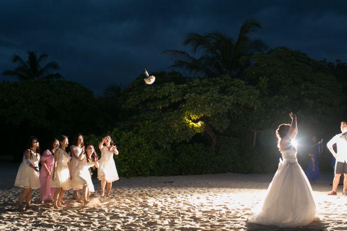 WEDDING OF YUKIE & RICHARD by Courtyard by Marriott Bali Nusa Dua - 014