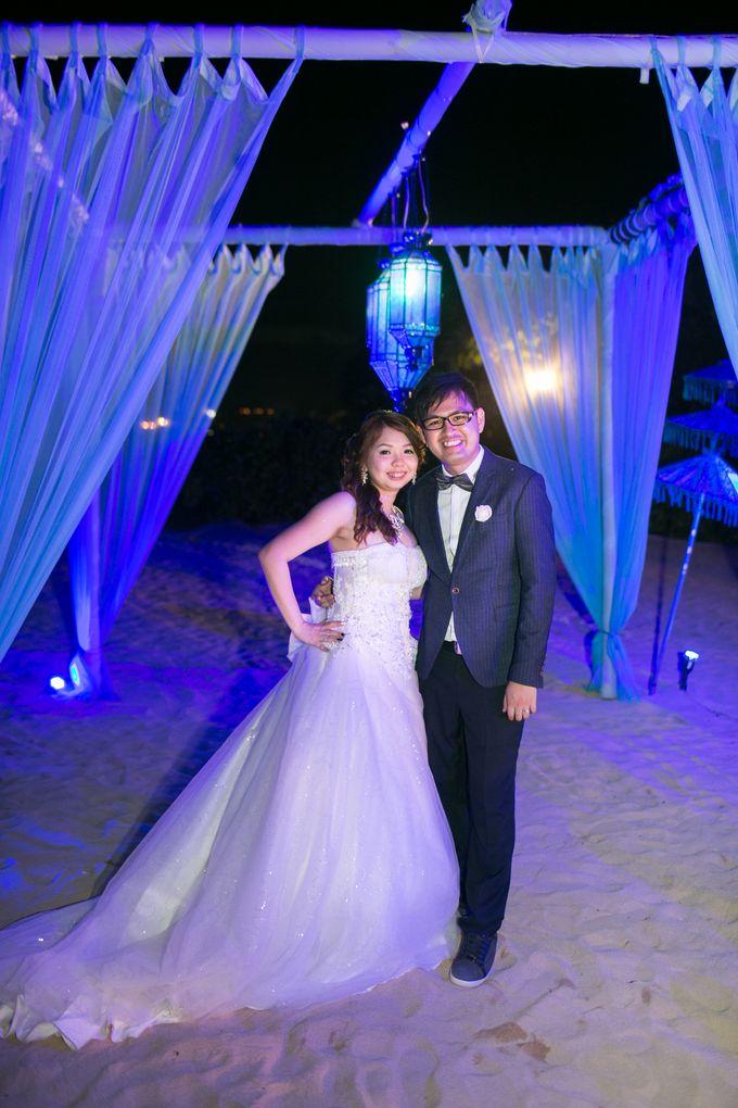 WEDDING OF YUKIE & RICHARD by Courtyard by Marriott Bali Nusa Dua - 025