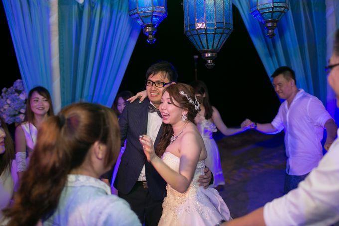 WEDDING OF YUKIE & RICHARD by Courtyard by Marriott Bali Nusa Dua - 034