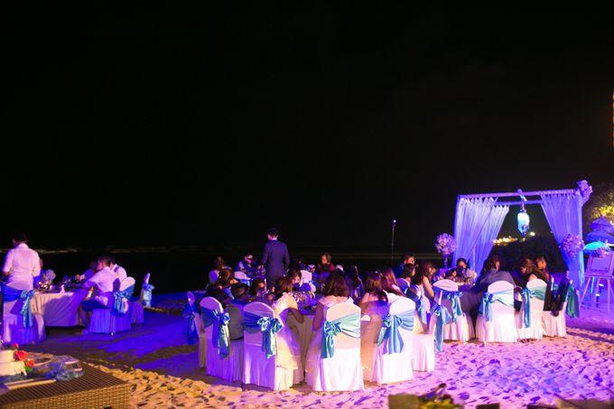 WEDDING OF YUKIE & RICHARD by Courtyard by Marriott Bali Nusa Dua - 033