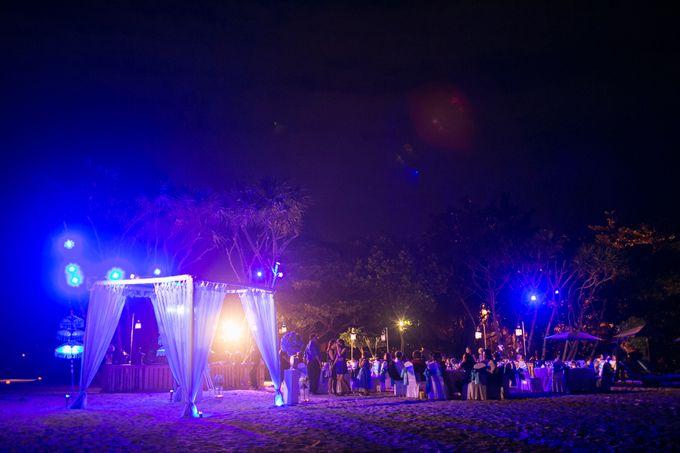 WEDDING OF YUKIE & RICHARD by Courtyard by Marriott Bali Nusa Dua - 001