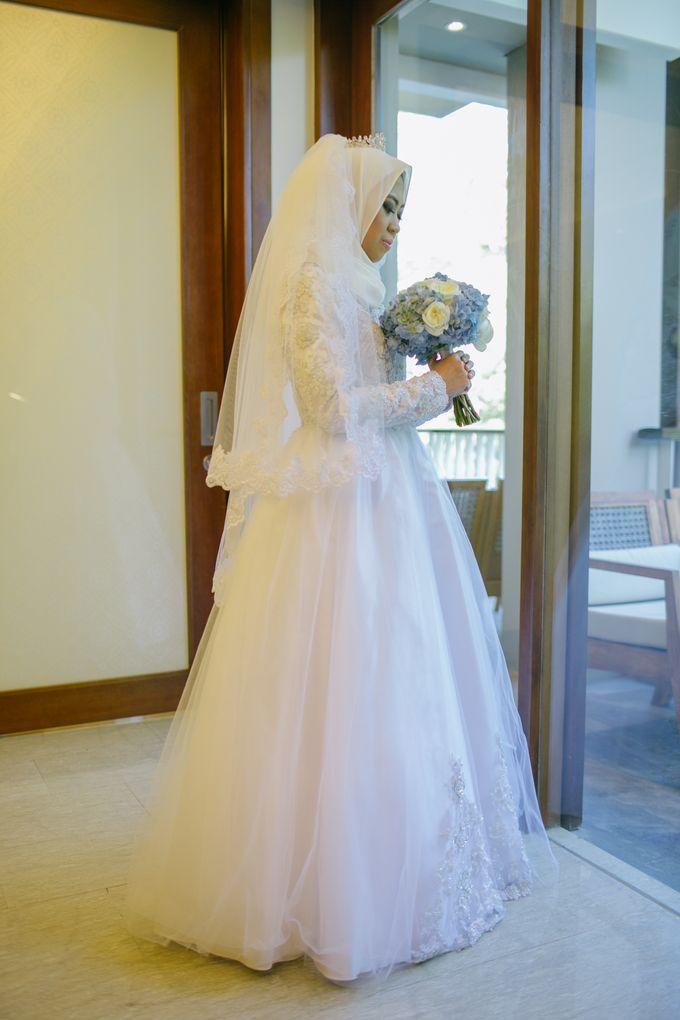 WEDDING OF EMYLIA & AHMED by Courtyard by Marriott Bali Nusa Dua - 008