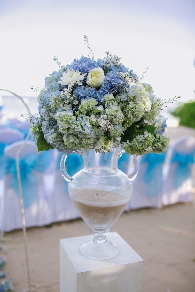 WEDDING OF EMYLIA & AHMED by Courtyard by Marriott Bali Nusa Dua - 006
