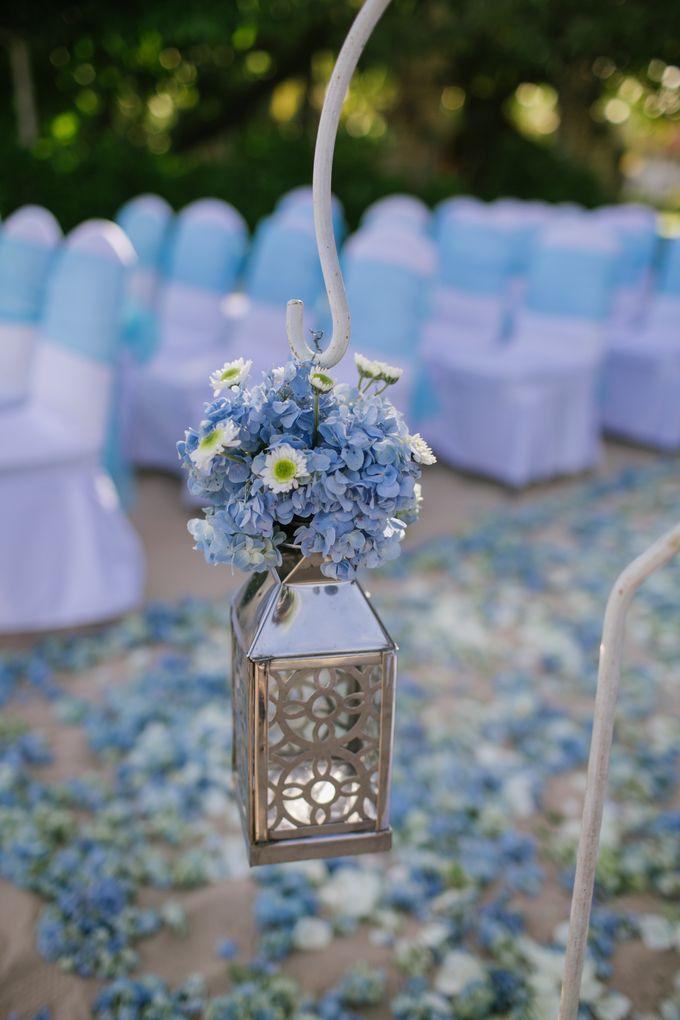 WEDDING OF EMYLIA & AHMED by Courtyard by Marriott Bali Nusa Dua - 009