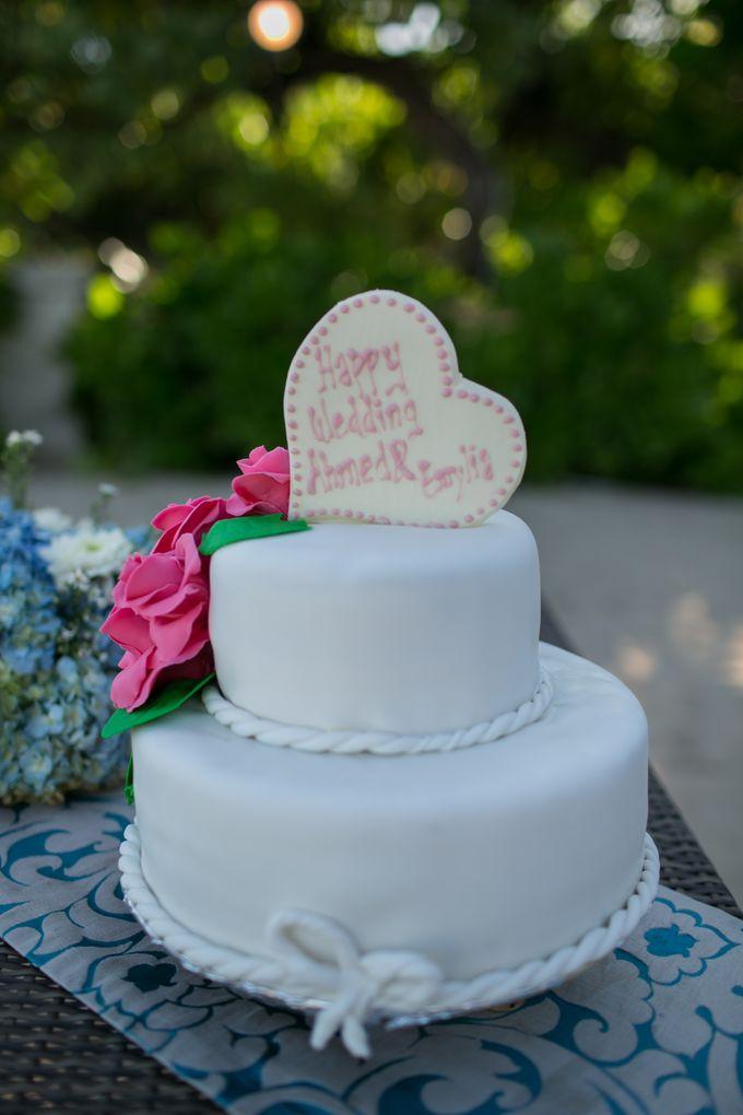 WEDDING OF EMYLIA & AHMED by Courtyard by Marriott Bali Nusa Dua - 004