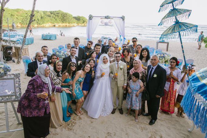 WEDDING OF EMYLIA & AHMED by Courtyard by Marriott Bali Nusa Dua - 024