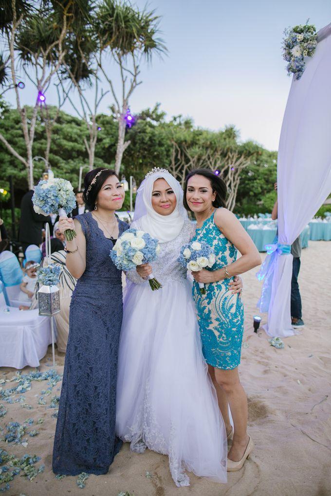 WEDDING OF EMYLIA & AHMED by Courtyard by Marriott Bali Nusa Dua - 003
