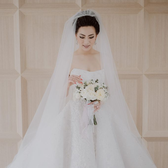 WEDDING DAY ADITYA & AGNES BY GARY EVAN by Angie Fior - 031