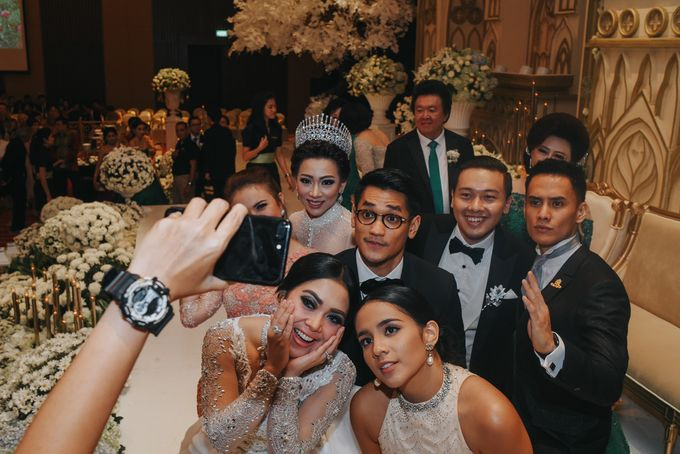WEDDING DAY ADITYA & AGNES BY GARY EVAN by Angie Fior - 045
