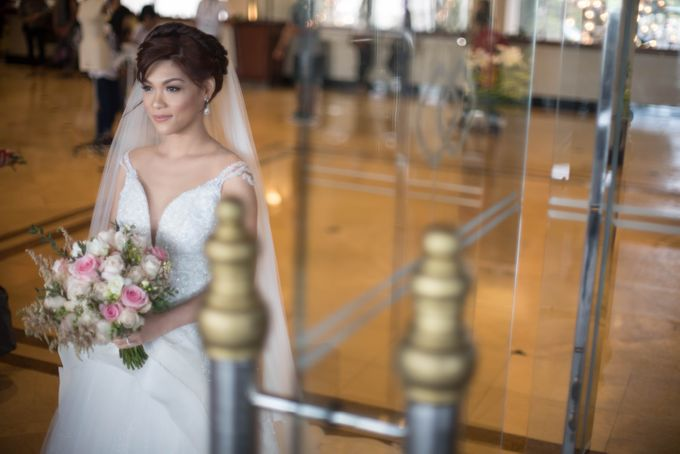 Sherwin and Denise by Gem Parto Weddings - 035