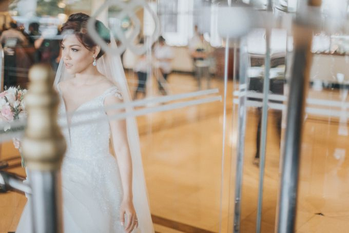 Sherwin and Denise by Gem Parto Weddings - 036