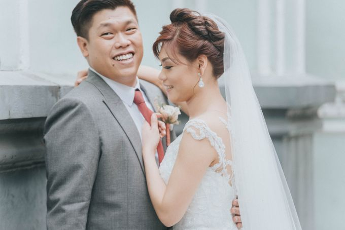 Sherwin and Denise by Gem Parto Weddings - 044
