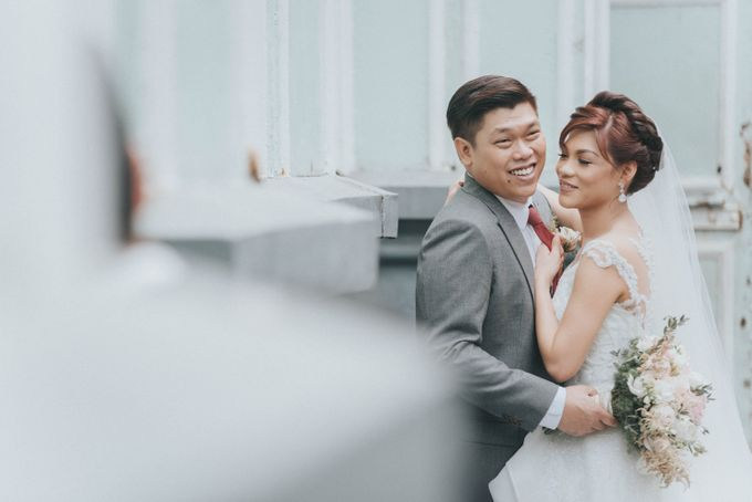 Sherwin and Denise by Gem Parto Weddings - 045