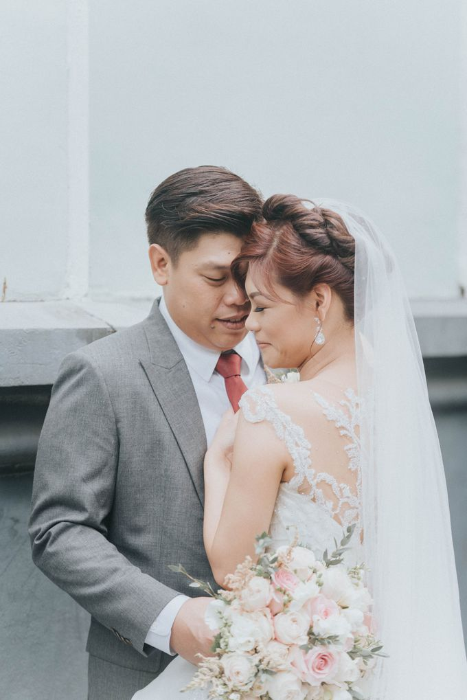 Sherwin and Denise by Gem Parto Weddings - 046