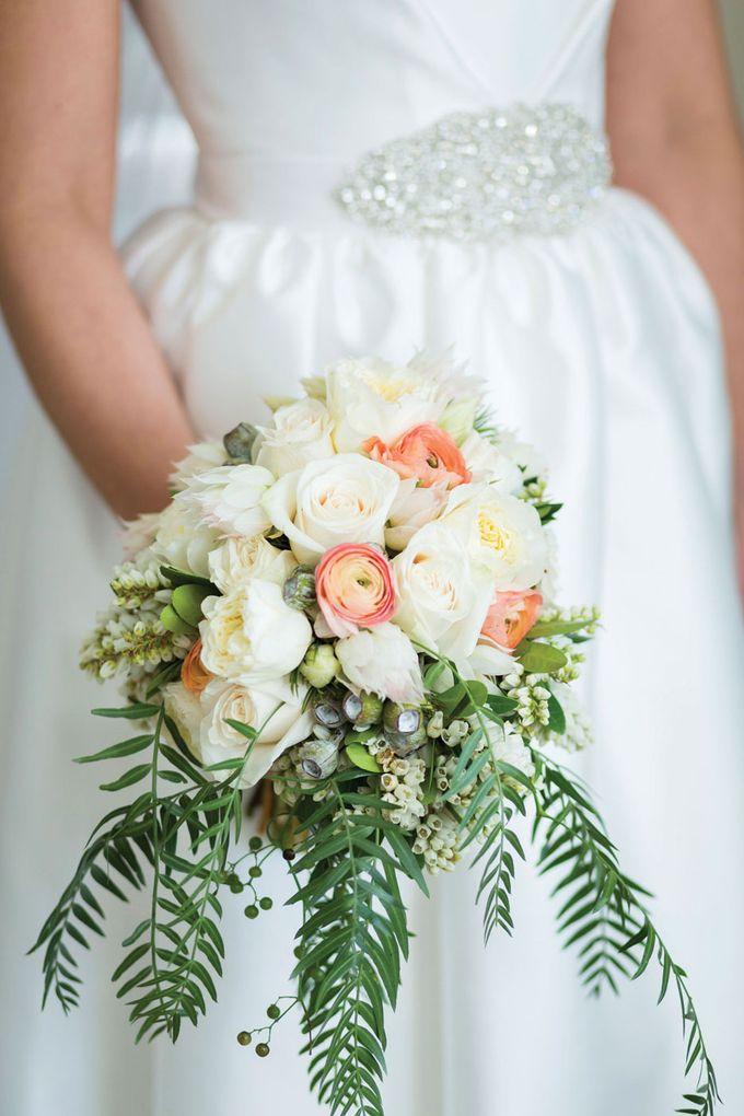 Romantic Coastal Wedding by SOCIETY [photography] - 001