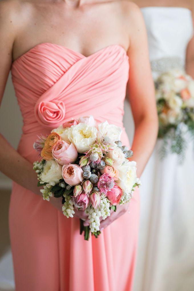 Romantic Coastal Wedding by En Saison - 002