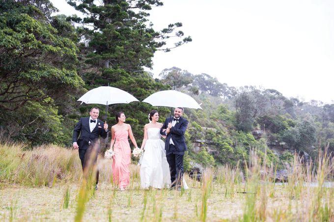Romantic Coastal Wedding by En Saison - 004