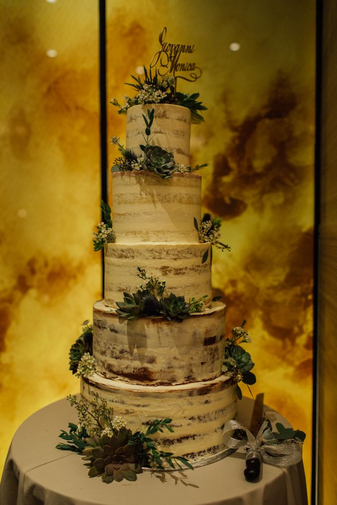 Gio & Monica Wedding by Pea and Pie - 004