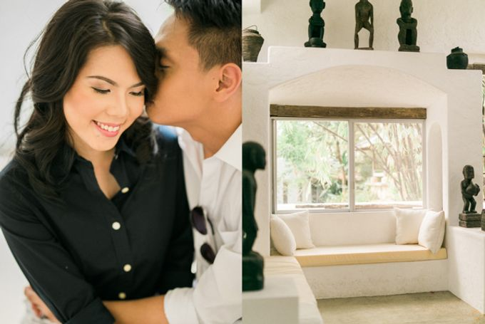 Issa x Justin Pinto Art Gallery Engagement by GJ Esguerra Photography - 002