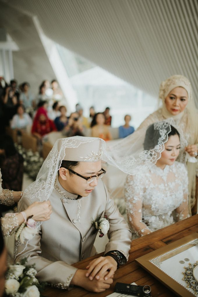 James & Gina Wedding by Hilda by Bridestory - 011