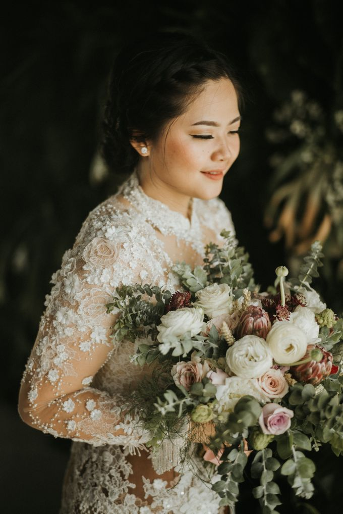James & Gina Wedding by Hilda by Bridestory - 005