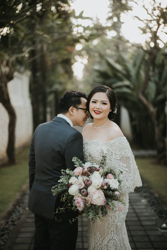 James & Gina Wedding by Hilda by Bridestory - 022