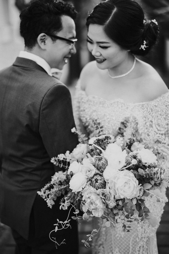 James & Gina Wedding by Hilda by Bridestory - 023