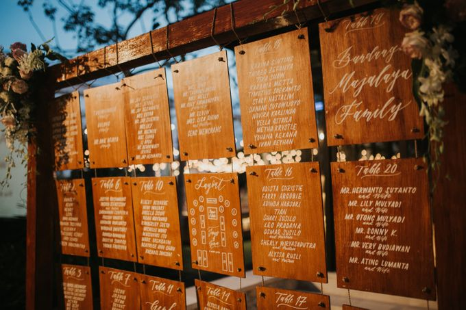 James & Gina Wedding by Hilda by Bridestory - 024