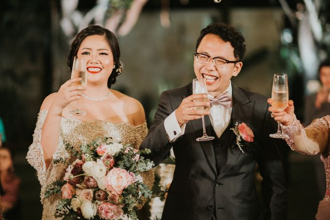 James & Gina Wedding by Hilda by Bridestory - 032