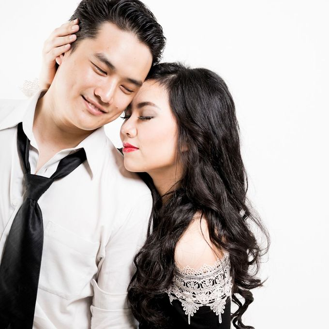 Prewed - Leo & Vanessa by Makeup by Ie - 011