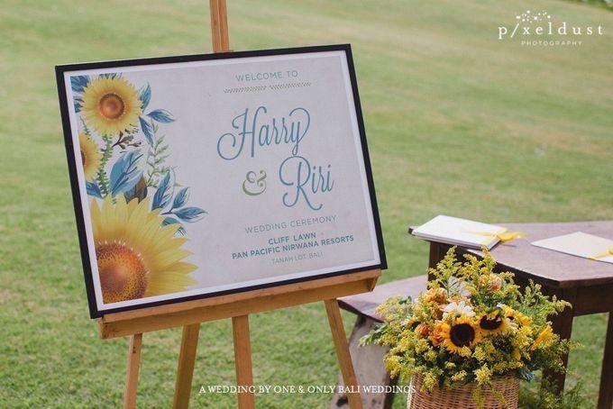 Riri & Harry Wedding by Pixeldust Wedding Photography - 001