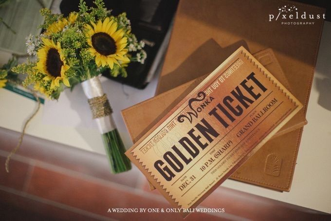 Riri & Harry Wedding by Pixeldust Wedding Photography - 006