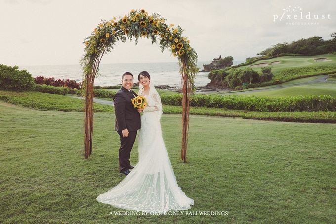 Riri & Harry Wedding by Pixeldust Wedding Photography - 015
