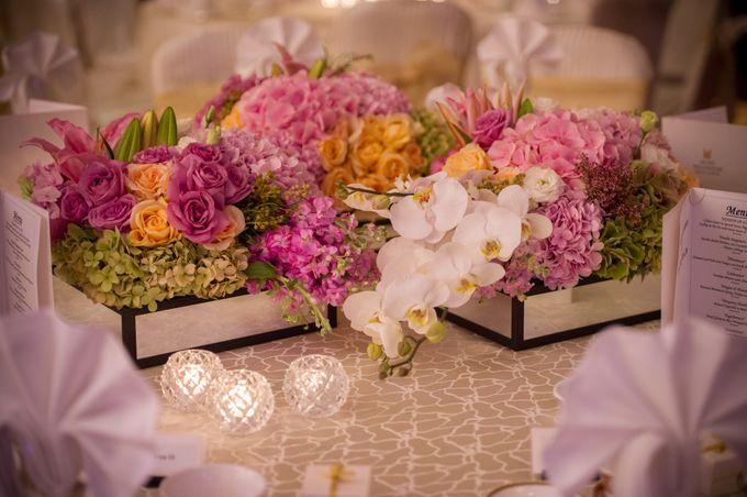 Weddings by Grand Millennium Kuala Lumpur - 009