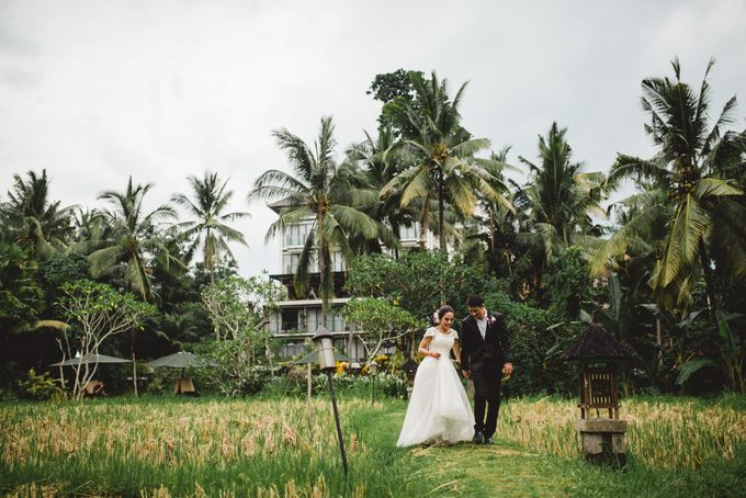Contemporary Wedding at Plataran Ubud Hotel and Spa by Plataran Indonesia - 003