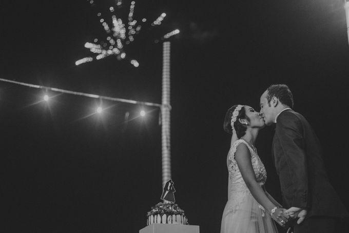 NOVA & AZER BALI WEDDING by MUNCH COOKIES - 002